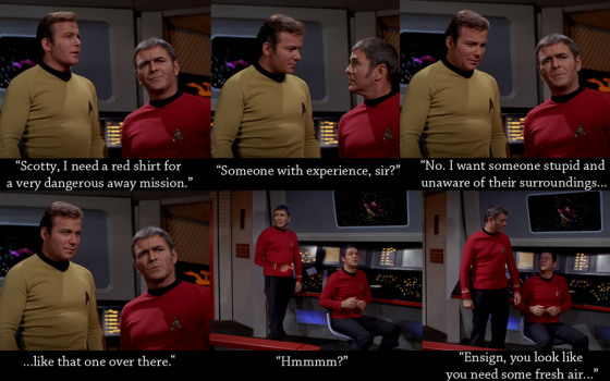 curse of the red shirt by brainhiccup d4novua 560x350