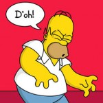 The Real Reason Homer Simpson Says D'oh!