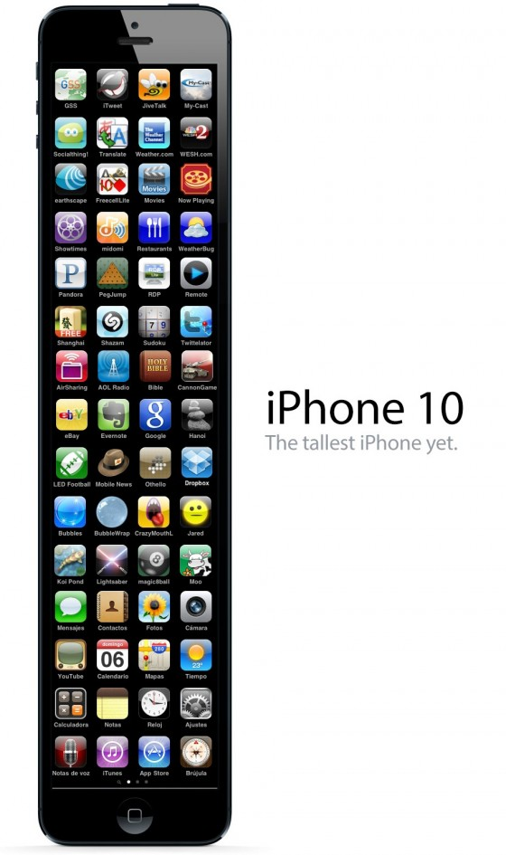 iPhone 10 560x945