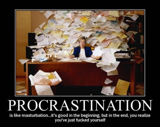 procrastinate 560x447