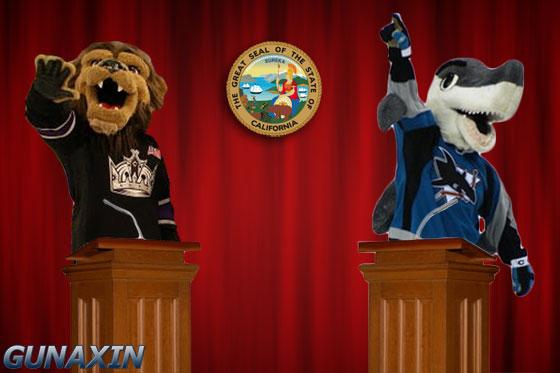 Kings Sharks Mascot Debate