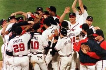 NLCS game seven 1996