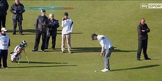 Phelps golf1