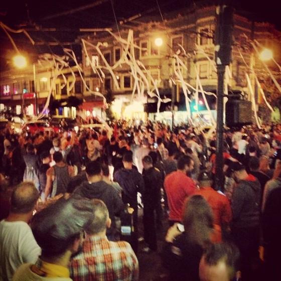 San Francisco Celebration World Series 11 560x560