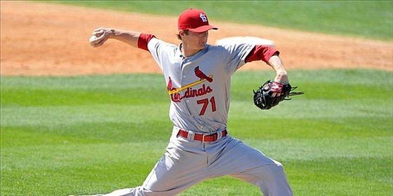 Shelby Miller Cardinals