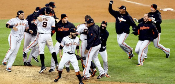 The World Series Giants 560x271