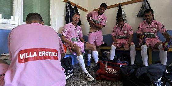 Villa Erotica Greek Brothel soccer Sponsor