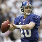 Eli Manning and NFL Quarterbacks with 500-Yard Games