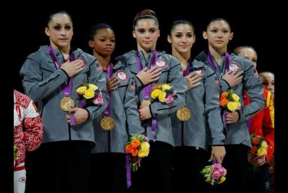 gymnastics team 560x376