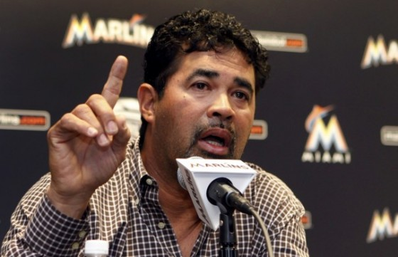 2012 04 10T152015Z 01 MIA107 RTRIDSP 3 BASEBALL MARLINS MANAGER 1409 560x361