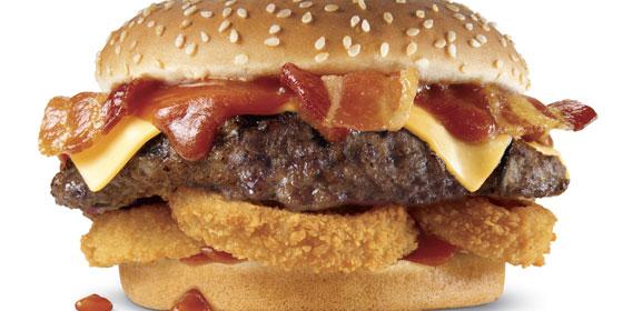 CarlsJr Burger