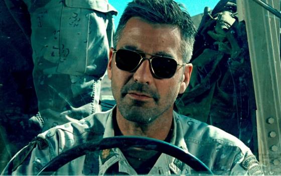 George Clooney Three Kings 560x350