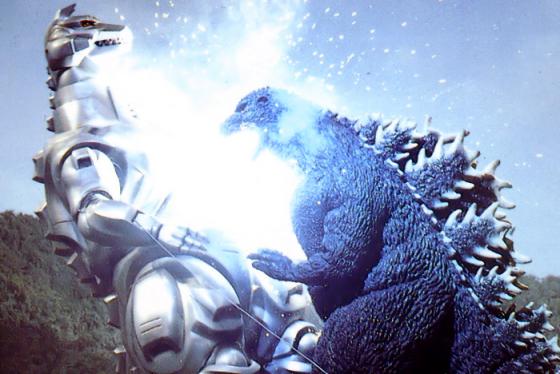 Godzilla Versus MechaGodzilla 560x374
