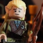 Brotherhood Workshop's Awesome Lord of the Rings LEGO Videos