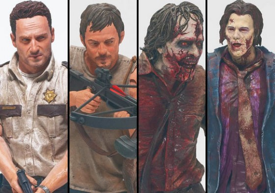 Walking Dead McFarlane Series 1 560x393