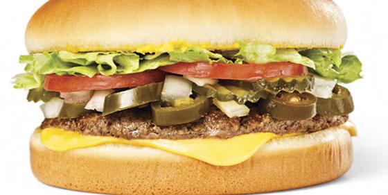 What A Burger