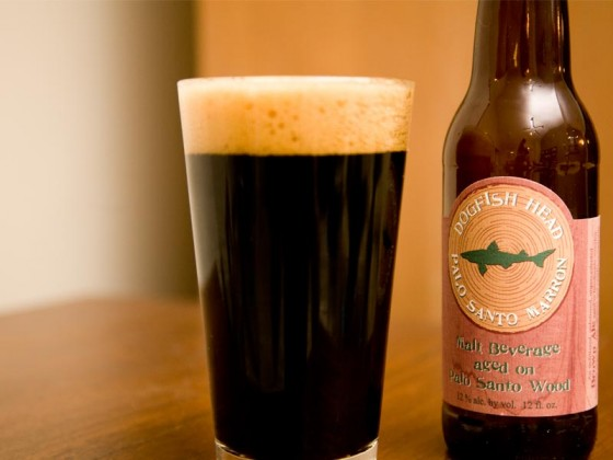 dogfish head palo santo marron 560x420