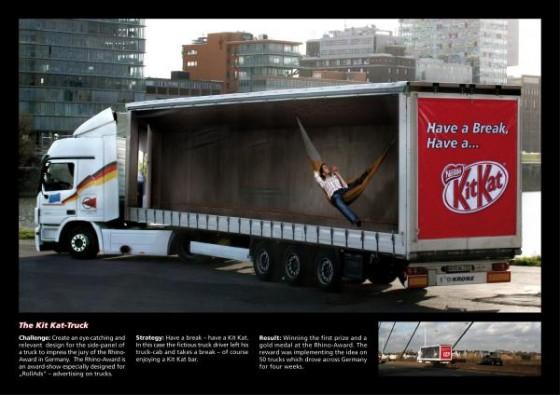 vehicle wraps kitkat truck 560x395