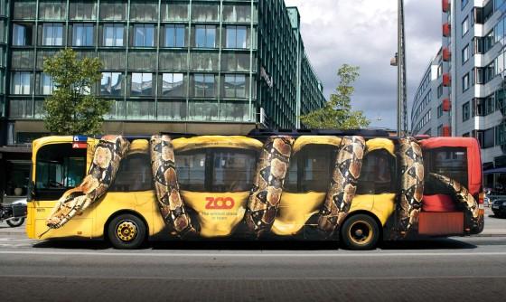 vehicle wraps snake bus 560x334