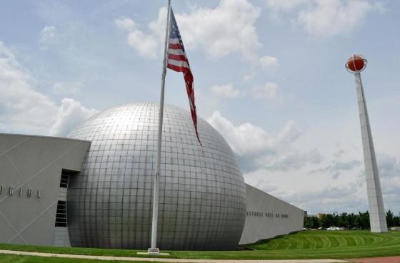 Basketball Hall of Fame 560x369