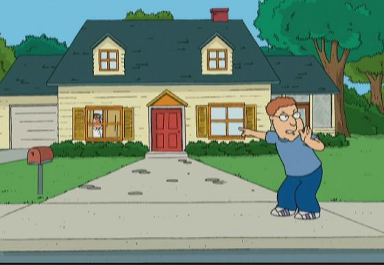 Family Guy Phony 560x387