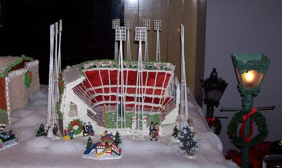 Great American Ballpark 560x334