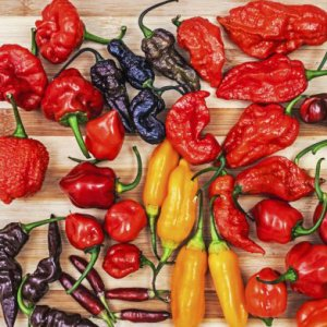 Five Peppers That Will Disintegrate Your Soul