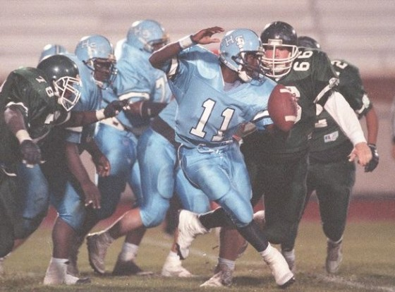Michael Vick High School 560x414