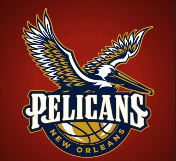 New Orleans Pelicans 560x514