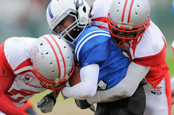 Pop Warner Football 560x370