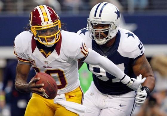 Redskins Versus Cowboys 560x390
