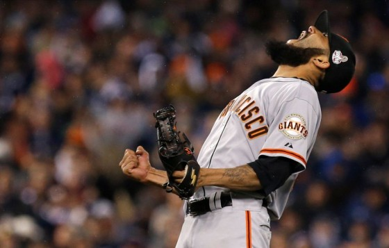 Sergio Romo Giants 560x357