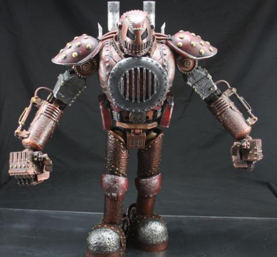 Steam Punk Iron Man 560x519