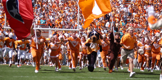 Tennessee Volunteers e1354548966386