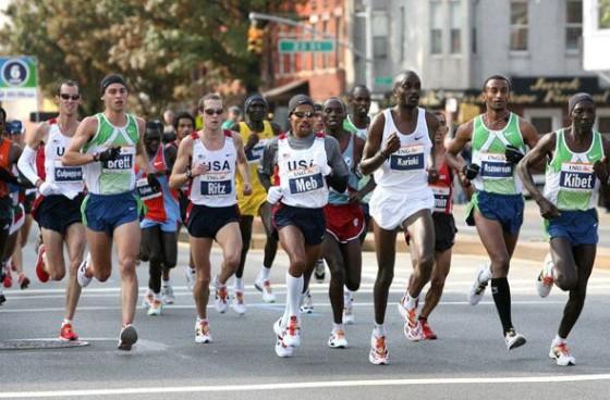 marathon running 560x368