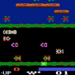 Frogger with Ducks