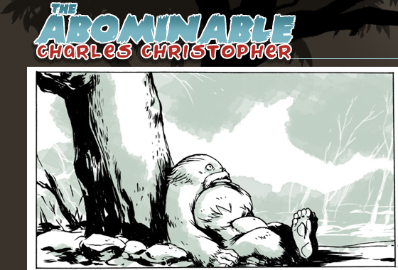 the abominable charles christopher