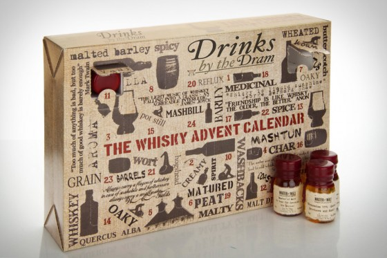 whisky advent calendar xl 560x373