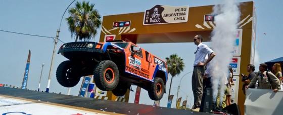 Dakar Rally 2013 560x227