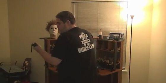 Fat guy WWE overreaction