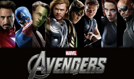 Marvels The Avengers 560x331