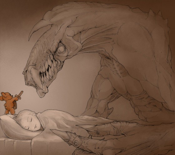 Sweet Halloween dreams 560x497
