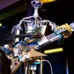 Compressorhead: Robots Playing Metal