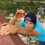Russian Kid Has Insane Hobby