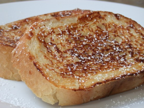 how to make french toast 560x420
