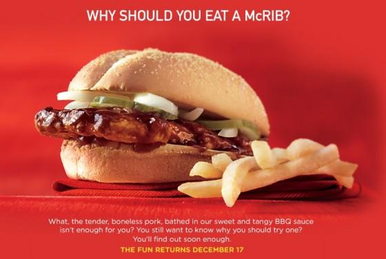 mcdonalds mcrib returns dec 17 560x376
