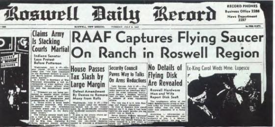 roswell newspaper 560x260