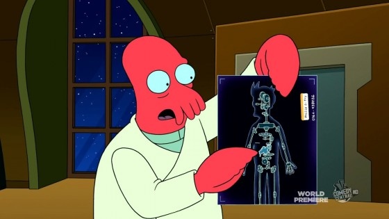 tv futurama dr zoidberg 1280x720 hd wallpaper 560x315