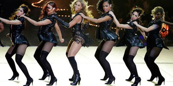 Beyonce SB 5