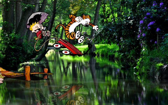 Calvin Hobbes Real World Full 560x350
